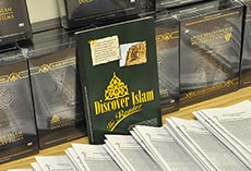 Display of Discover Islam
